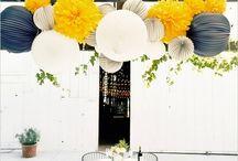 ♥ lemon ♥ / lemon themed party