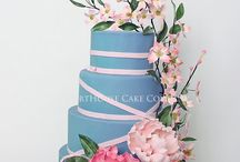 Wedding Cakes / For inspiration only