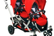 Strollers for Multiples / Whether it's for two or three or more, there are great stroller options for multiples.