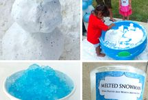 Frozen party / Ideas for Kyria's birthday party