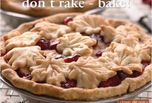 Pie / by Cheryl
