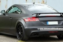 Audi TT Custom Modified / Audi TT Custom Modified