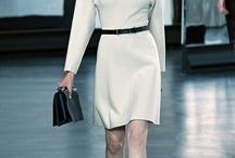 Petite workwear looks SS15 FAshion Week / We collate the best styles from the catwalk as they happen which would suit petite women in work or business