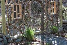 Sztuka w ogródku