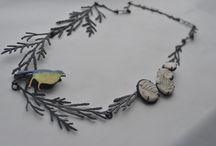 Jewellery - Necklaces / by Eva Torras