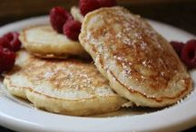 Sweet and Savory Pancakes- and Crepes / by Dottie Burt