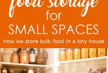 Deep Pantry / Food Storage