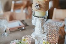 Vintage Wedding Ideas / by Swan Cove Flowers