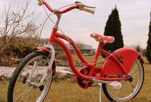 Biciclete copii / Biciclete pentru copii, diferite culori, marimi si personalizate cu eroii din desenele animate.