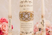Wedding Unity Candles