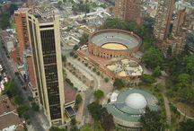 Mi linda Bogotá
