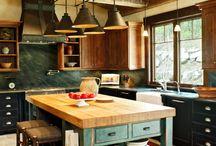 Kitchens / Great kitchen ideas for your new home!