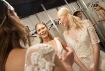 BACKSTAGE FASHION SHOW 2015 / Photos from: Barcelona Bridal Week and Escarlata Blanco photographer
