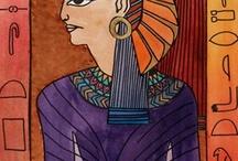 Kuvataide egypti