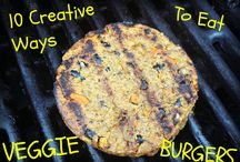 Veggie Burgers / Preparation Instructions from Johan Bergfjord: We fire them up on our grill at the store, defrosted.  I would recommend letting them defrost for a little bit.  They are par-baked, so heating them in anyway that's convenient would be my suggestion.  I prefer grill or skillet.  However, even a toaster oven would suffice.