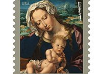 Holiday Stamps for Cards / Sending Season's Greetings Stamps