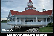 Narcoossee's at Grand Floridian