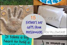 Preschool Mom & Dad Ideas