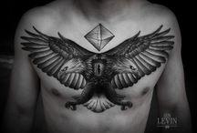 Tattoos / by Evan Cheney