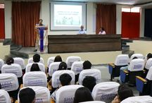 Guest Lecture by S N Sinha | Dept of Mass Communication | 16th Aug 17 / SADMS organized a talk on photography by renowned photo journalist and media personality, Mr. S. N. Sinha