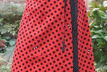 Skirt - Reversible wrap