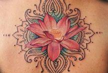 tattoos / by Juliette Rousseau