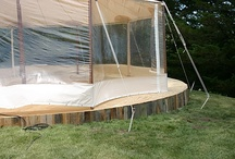 Custom fabrications / by Zephyr Tents