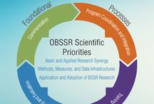 "Office of Behavioral and Social Science Research / ""Healthier lives through behavioral and social sciences,"" is the vision of the Office of Behavioral and Social Sciences Research. OBSSR works with all NIH institutes to make sure that health discoveries include and are understood by Americans of different backgrounds.  https://obssr.od.nih.gov/"