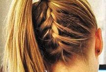 Hairstyling fun / Hair to love