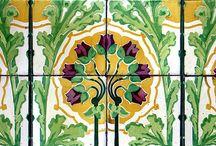 Art nouveau / Art Deco