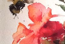 Trends - Bumble Bees / Never before has the humble Bumble Bee been so important to our earth's ecology.  Save the BEES!