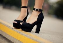 Shoes / by Blog Glamforall - Carol Xavier