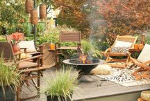 Outdoor Oasis Ideas / by Newton's Travels