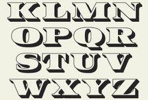 Y08 Poster Design - Typefaces