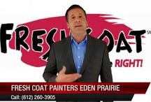 Video Reviews from Happy Customers / Fresh Coat Painters Eden Prairie Reviews  >> http://edenprairiepaintingcompany.com - (952) 222-4062 - 5 Star Rated Eden Prairie Painting Contractor. Residential interior and exterior painting. Interior office & commercial painting. Deck services, deck staining, deck painting and deck refinishing.