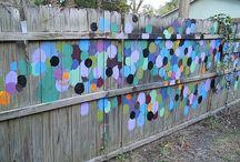 Kert - kerítés