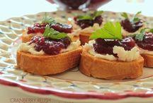 Starters & Snacks / by Wendi Gratz