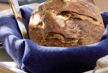 Brot ohne Kneten (Topf)