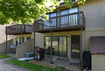 Carefree condo living in Fox Lake, Illinois / At just $50000, this 2 bedroom, 1 bath condo at 59 Vail Colony Unit 7, Fox Lake, Illinois 60020, is a great value. http://goo.gl/4HQ1xw
