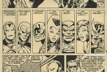 The Avengers Comic Books