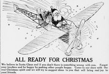 Vermont Holiday Newspaper Clippings / Assorted collection of Vermont historical newspaper clippings pertaining to the holidays, specifically Christmas and New Year's. / by Vermont Digital Newspaper Project/VTDNP