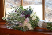 personal wedding flowers