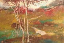 Landscapes and Cityscapes / Paintings of landscapes and cityscapes