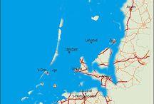 Nederland in kaarten / Nederland toen en nu (en morgen?)