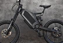 Elektrikli bisiklet ve motor