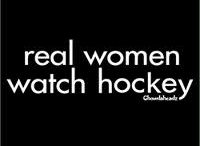 Hockey = Love / by Brittany Hale