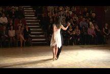 Tango / Latin táncok