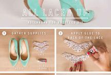 ideas with lace