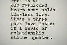quotes • love