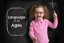 ILS Language Development / Information and milestones information for parents to determine if their child is developing the right language abilities.